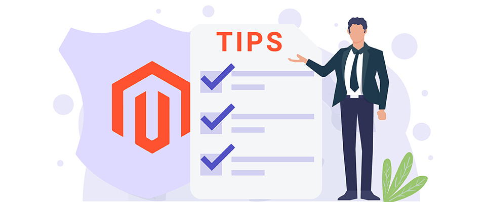 Tips to secure your Magento store