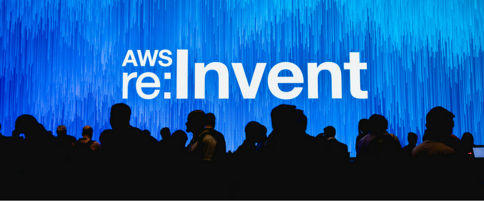 AWS reinvent 2017 AWS re:invent 2017