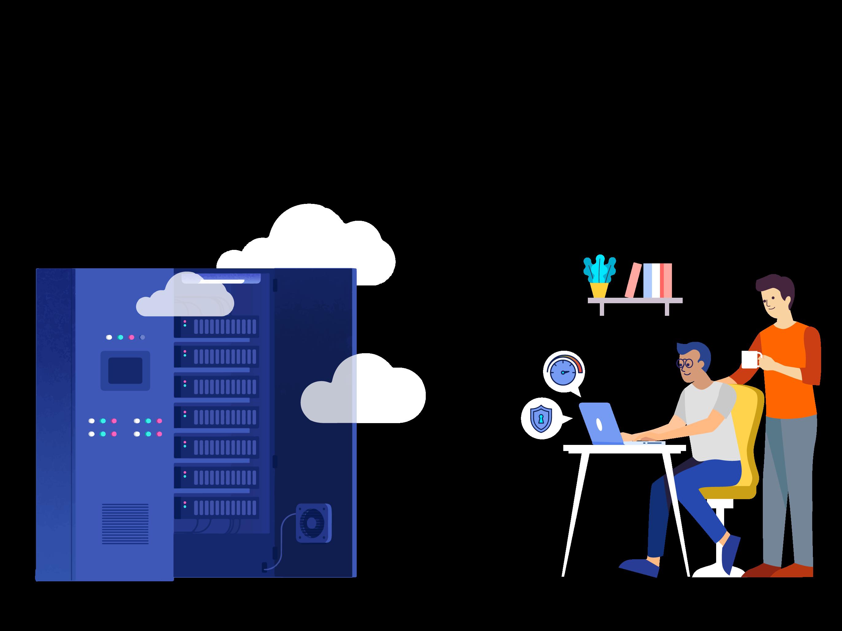 windows cloud server india