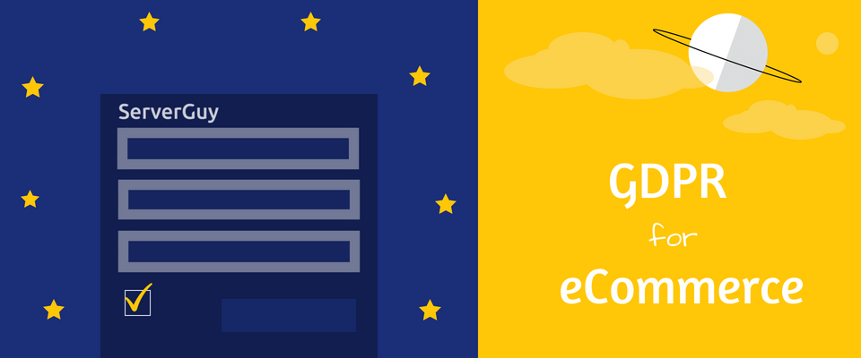 Impacts of GDPR on eCommerce Websites [And How You Can Prepare]