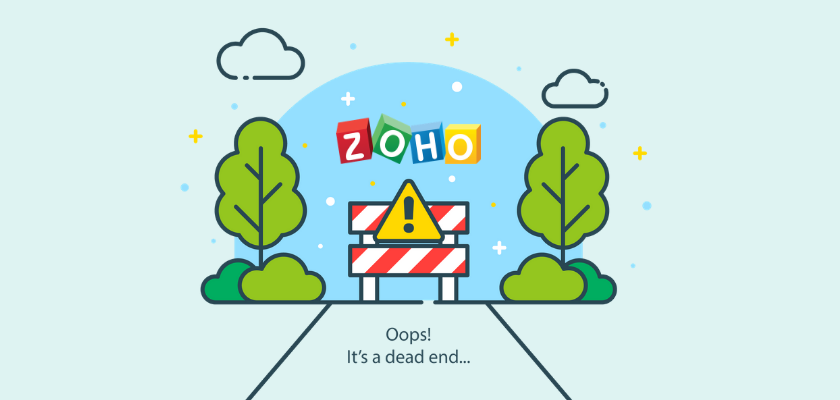Zoho.com Suspended by Tierra After Phishing Complaints