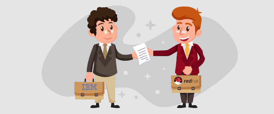 IBM Acquires Red Hat – Could It Be A Game Changer in Tech World?