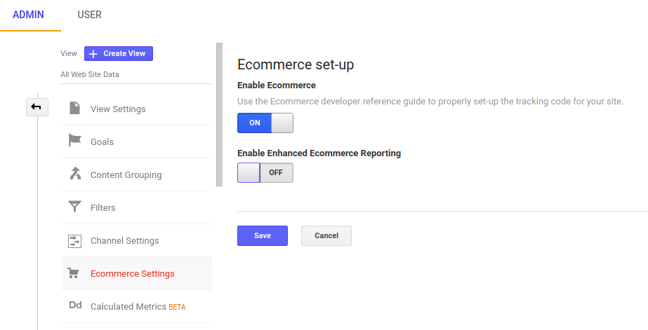 Magento 2 Google Analytics