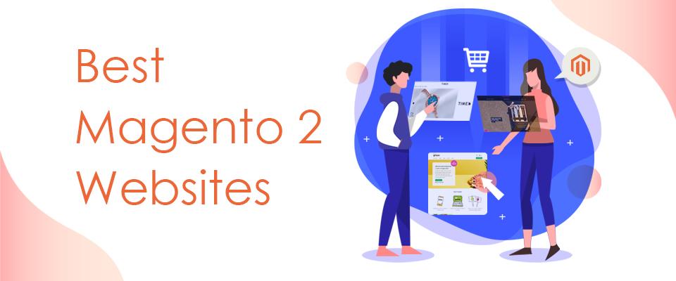 Magento 2 Websites
