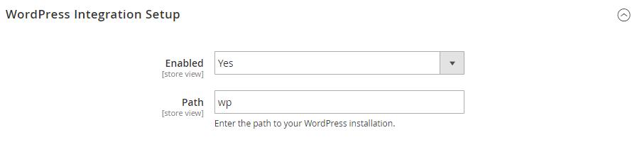 wpintegration Magento WordPress integration