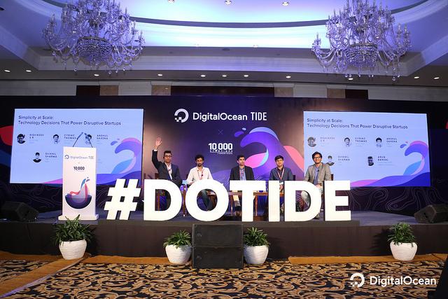 DigitalOcean Tide Delhi 2018: Key Takeaways