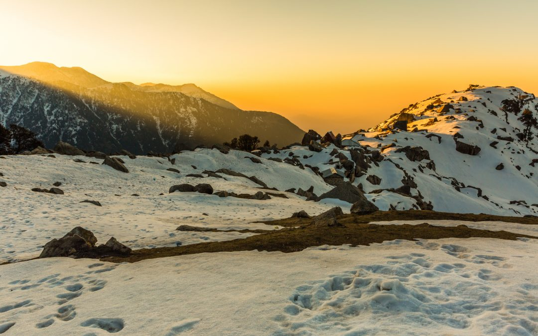 When We Celebrated Christmas in Triund…