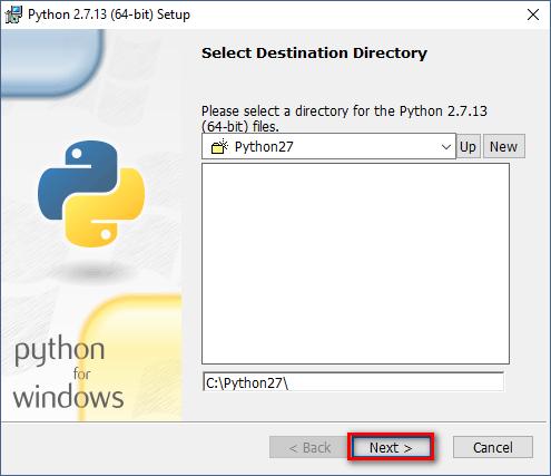2 Installing Python on Windows