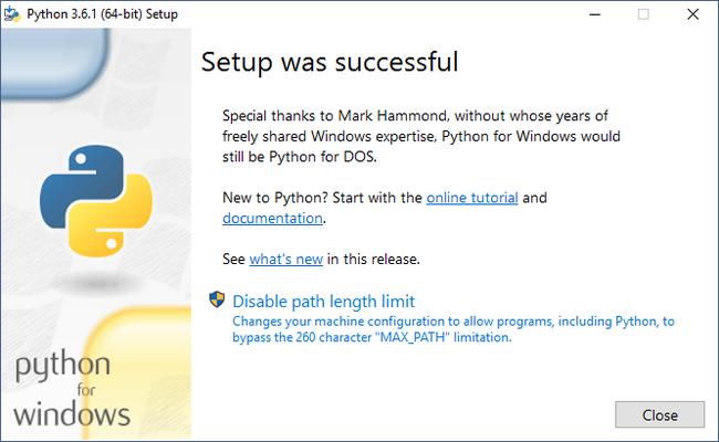 5 Installing Python on Windows