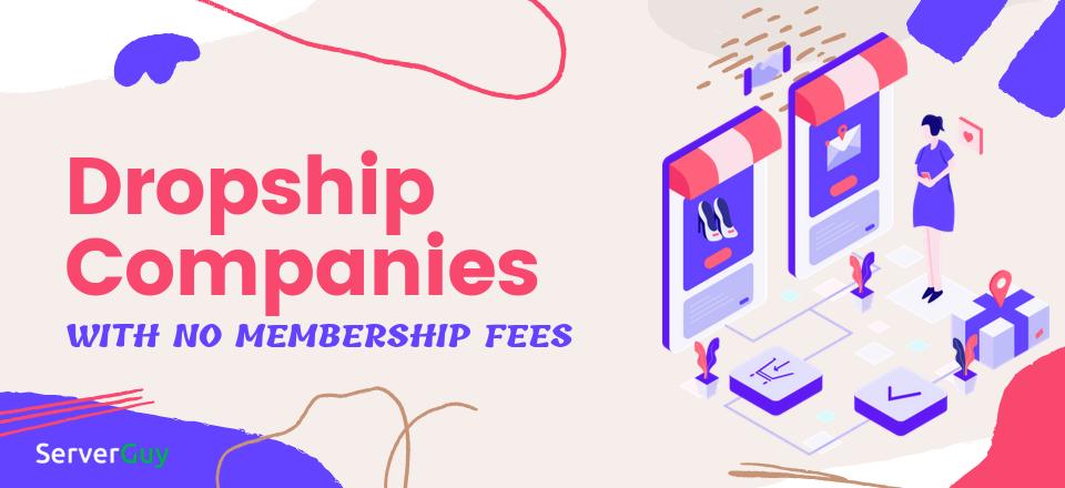 Drop Ship Companies with no DropShip fees