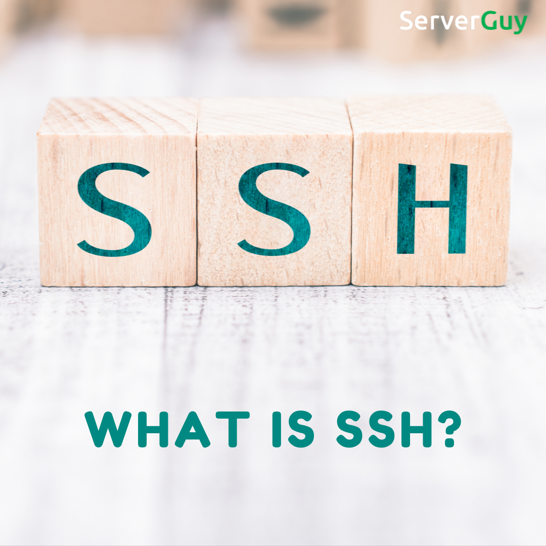 What is SSH?
