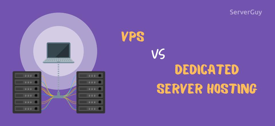 VPS vs Dedicated Hosting