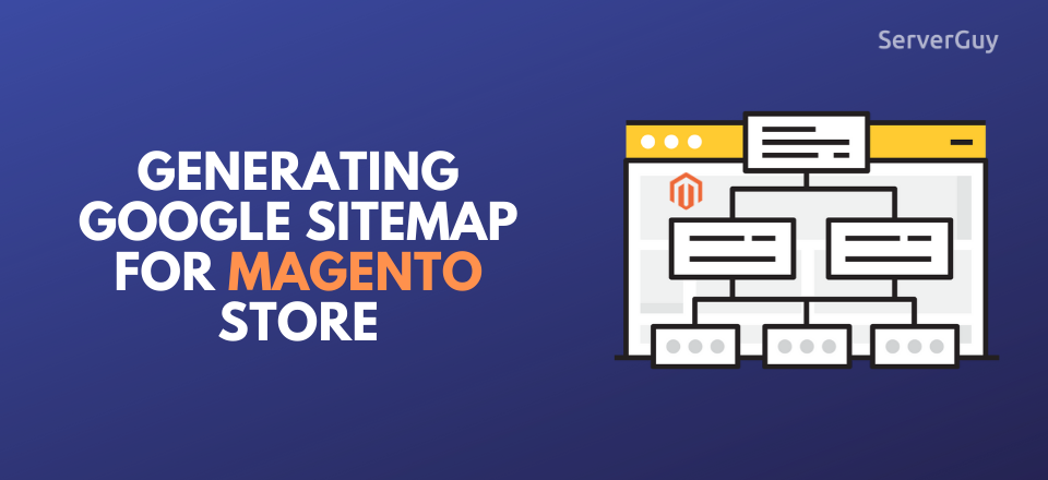 generate google sitemap for magento