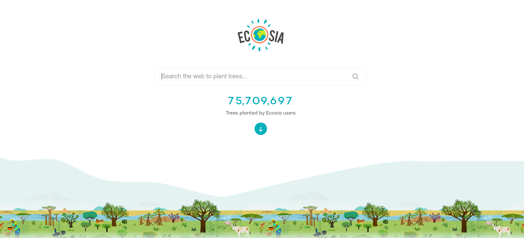 ecosia : google alternative