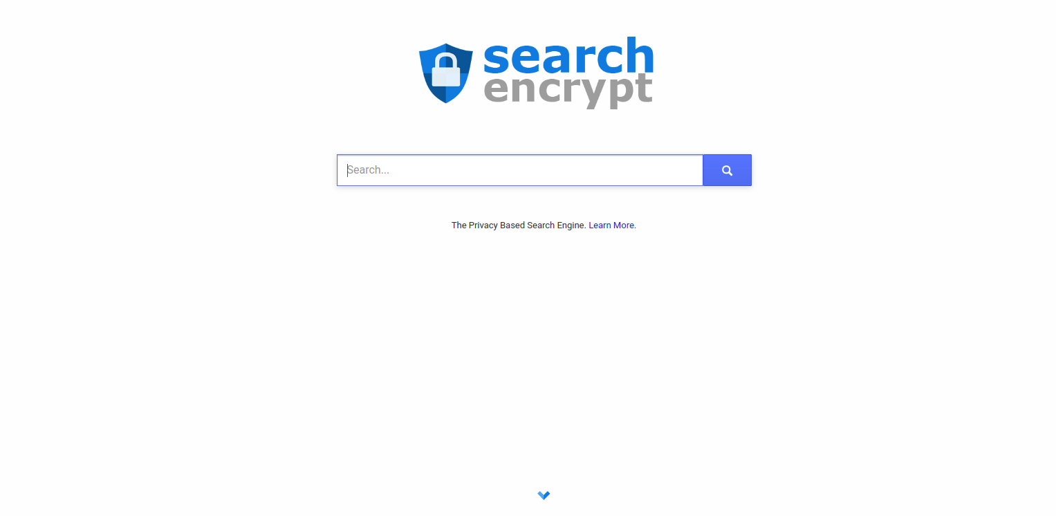 alternative search engines : search encrypt