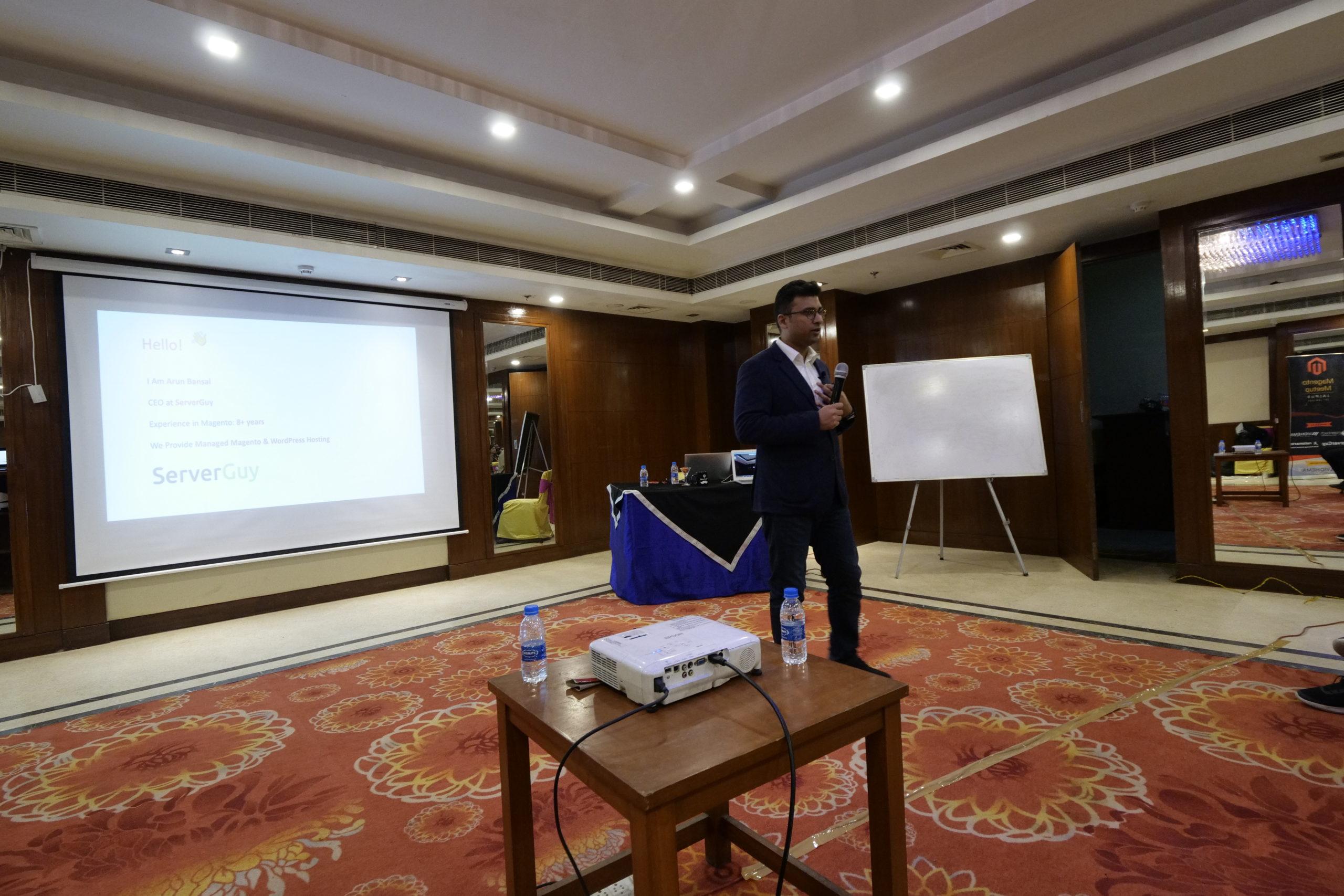 Meet Magento Presentation