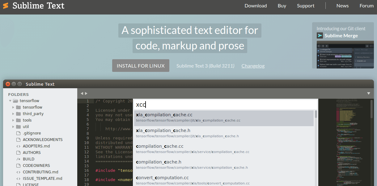 sublime text best php editor