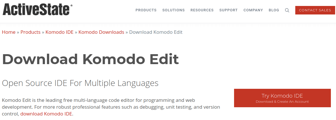 komdo edit best php IDE