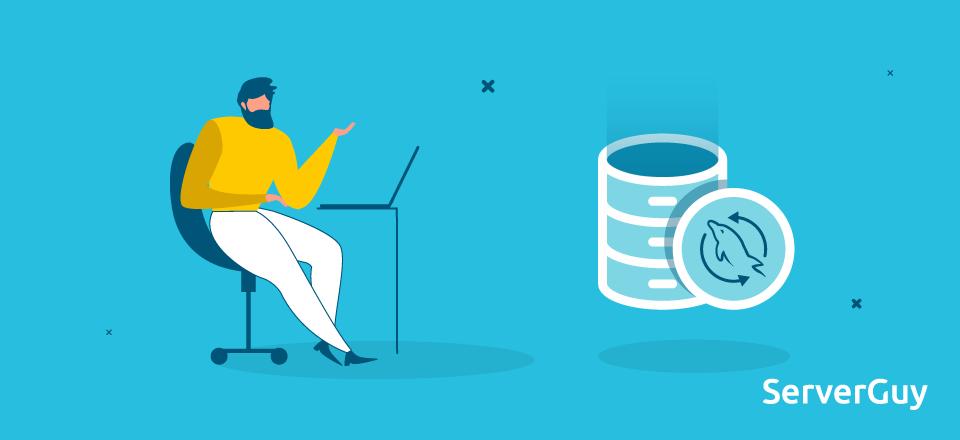 how to backup mysql database