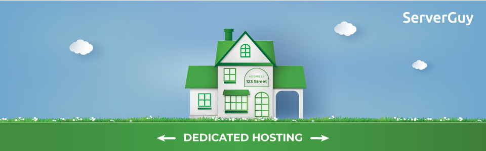 Types of Web Hosting - Dedicated Server