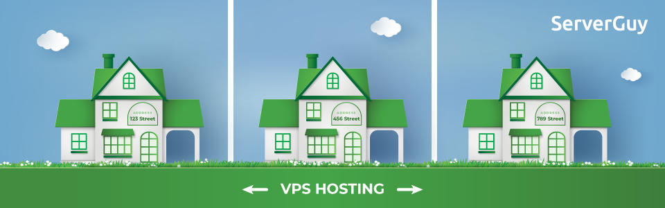 Types of Web Hosting - VPS