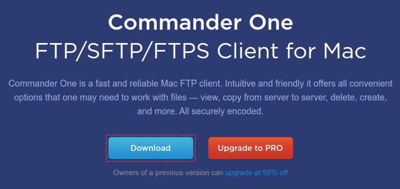 Commander One Pro