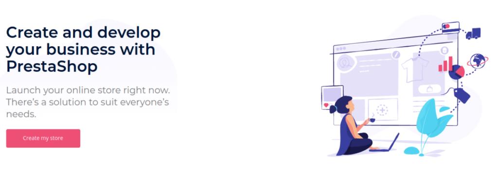 Open Source eCommerce Platform Prestashop