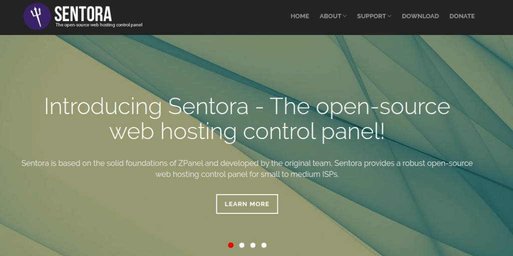 Sentora Free Open-source Web Hosting Panel