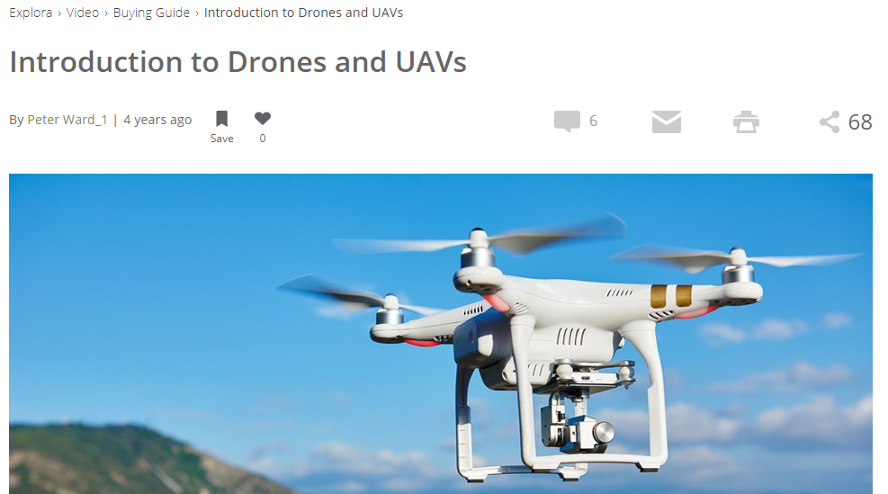 Introduction to Drones Guide