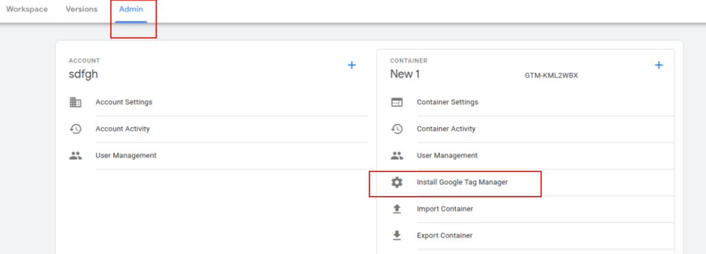 gtm 7 Google Tag Manager