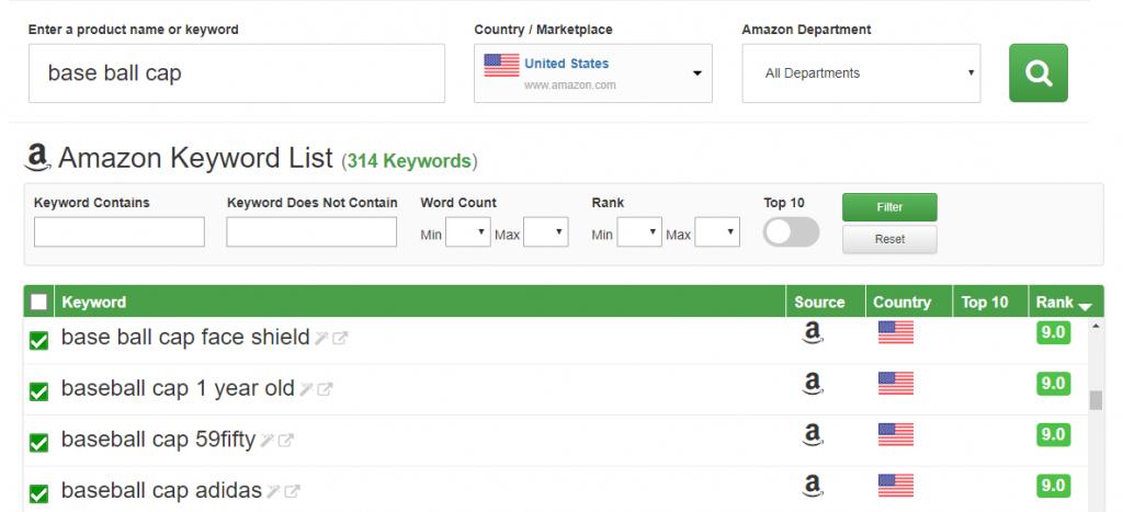 Keyword Dominator Tool