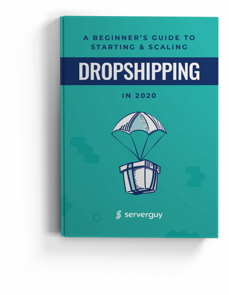 Dropshipping Ebook Mockup Compressed Beginner's Guide to Dropshipping