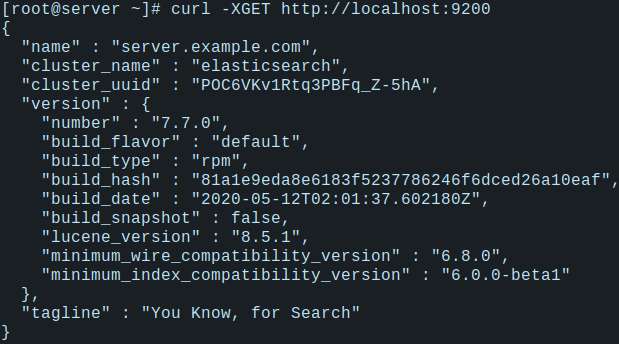 image10 install Elasticsearch on Centos 7