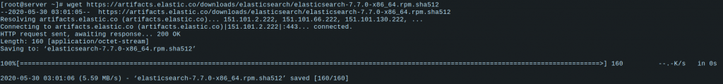 install Elasticsearch on Centos 7