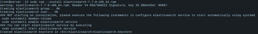 image4 1 install Elasticsearch on Centos 7