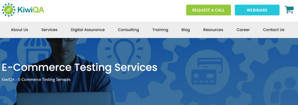 KiwiQA eCommerce Testing Services