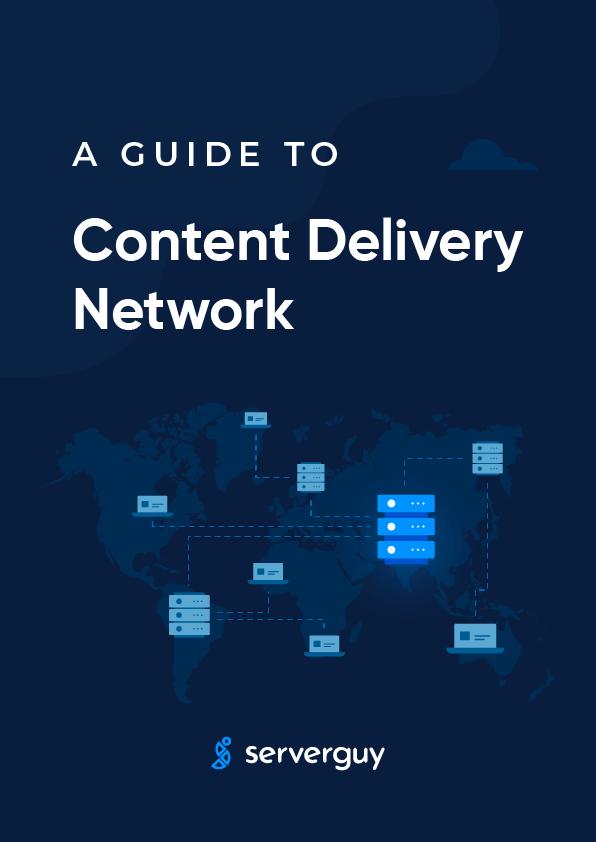CDN Ultimate Guide eBook Cover