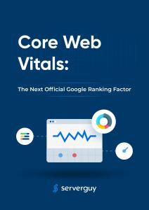 Core Web Vitals Book COver