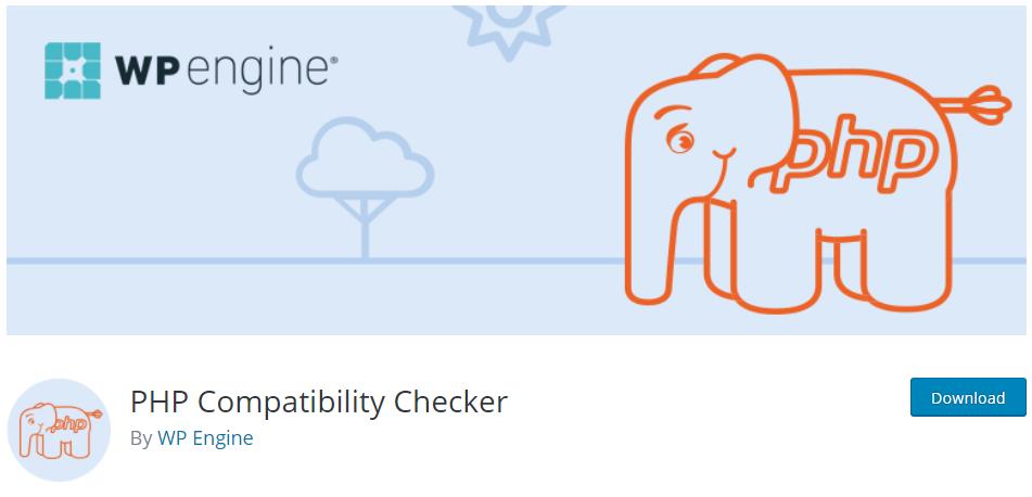 PHP version checker