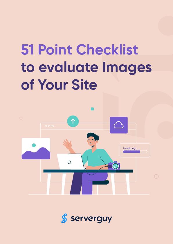 Image Evaluation Checklist
