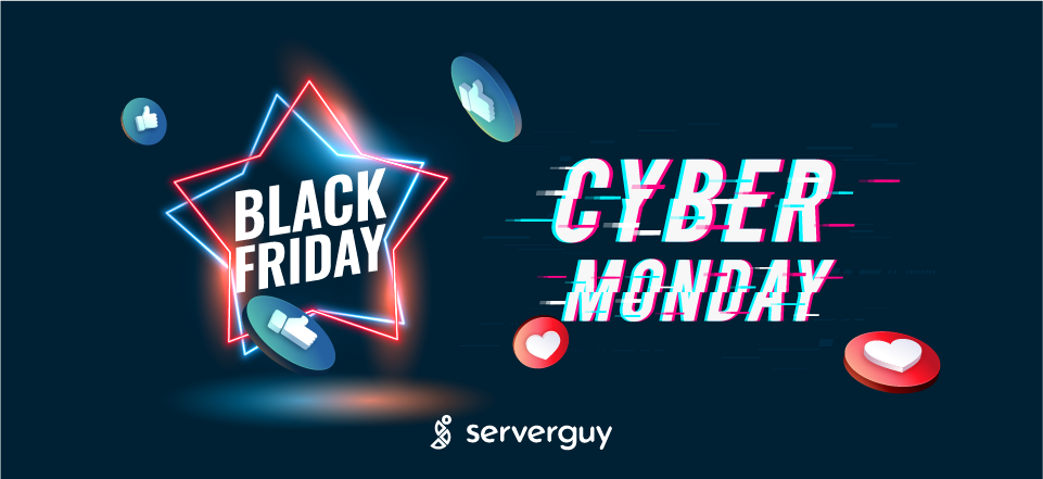 Cyber Monday and Black Friday Social Media Tips