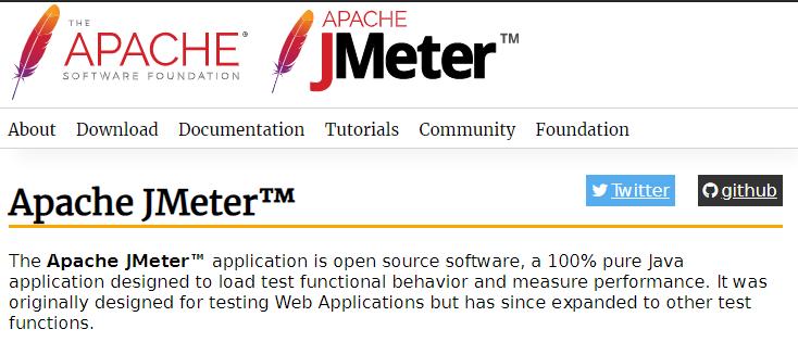 Apahe Jmeter