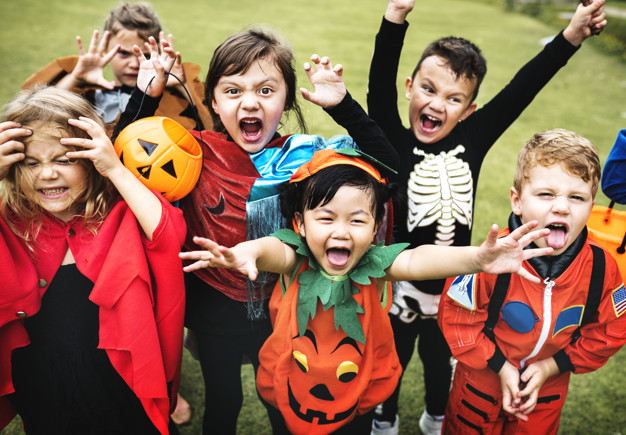 Halloween Most Celebrated Holidays in World