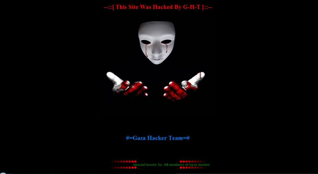 site is hacked WordPress Site is Hacked