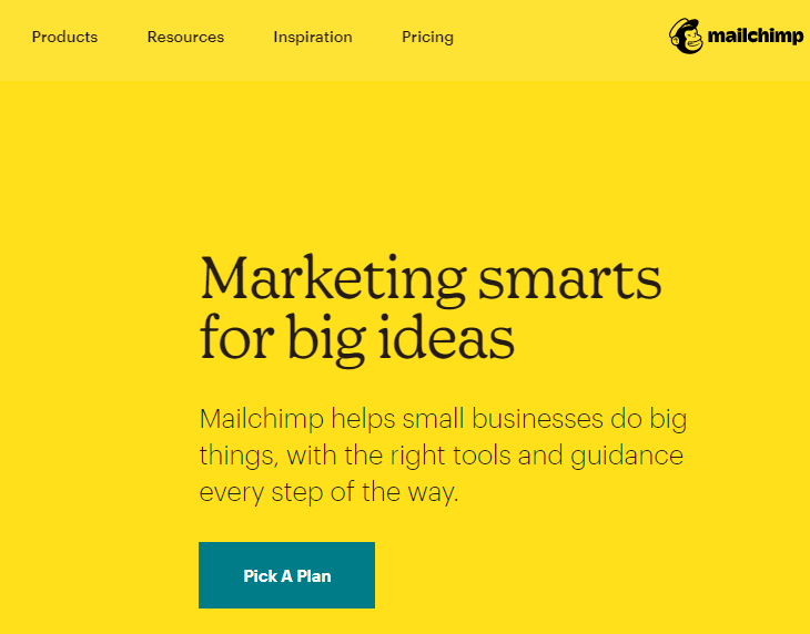 MailChimp: eCommerce Automation Tools for email