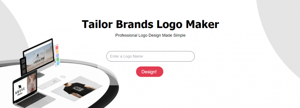 eCommerce Automation Tools: Tailor Brands
