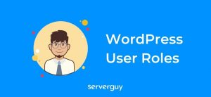 wordpress use roles