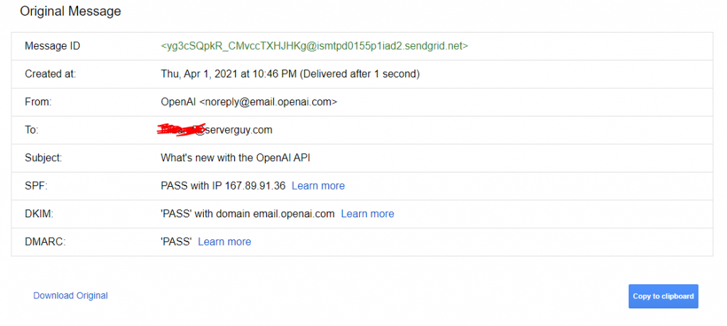 view Email Headers in Gmail and Outlook