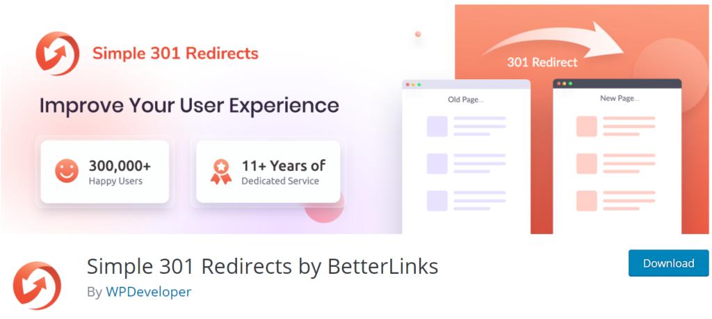 301 dredirects 301 redirect wordpress