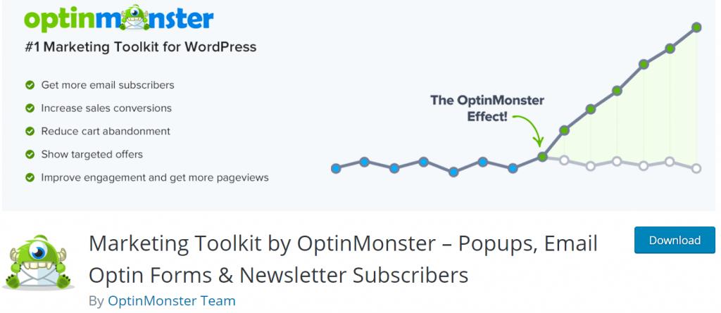 OptinMonster PopUps